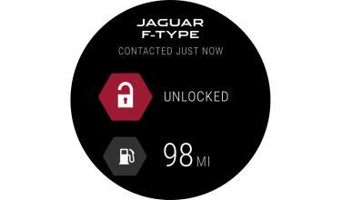 La app de Jaguar Land Rover que calienta el coche