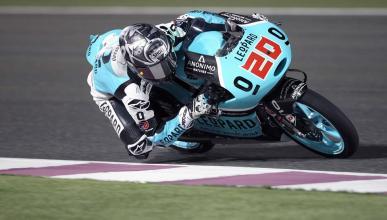 Libres (II) Moto3 Qatar 2016: Quartararo no se ha ido