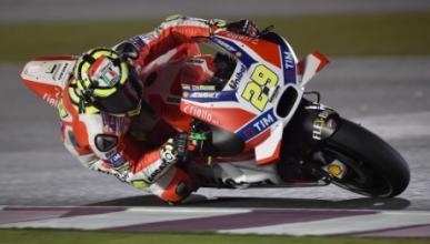 Libres (II) MotoGP Qatar 2016: Iannone, de récord