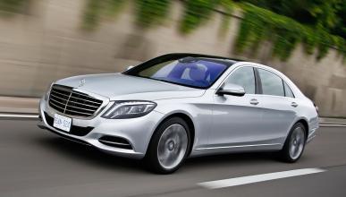 Uber dispuesta a comprar…¡100.000 Mercedes Clase S!