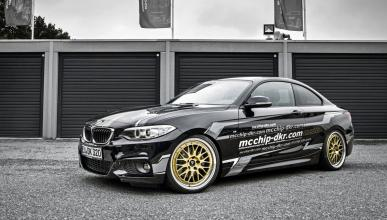 BMW 220i by mcchip-dkr
