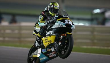 Carrera Moto2 Qatar 2016: Luthi gana y el semáforo la lía