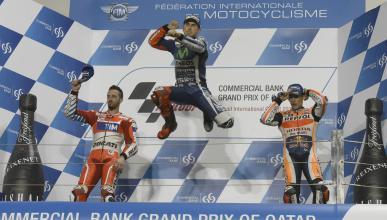Carrera MotoGP Qatar 2016: Lorenzo es el número 1