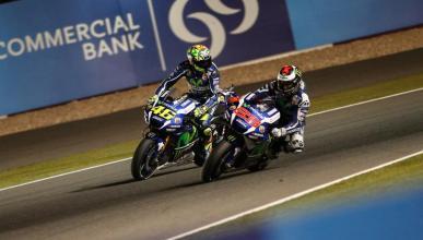 Rossi-Lorenzo: el peor momento de su relación como pilotos