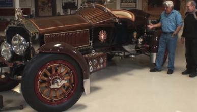Vídeo: lo último de Jay Leno es un coche de bomberos
