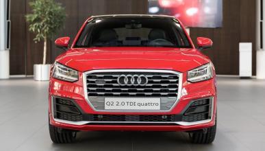 Audi Q2 en el Audi Forum