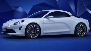 ¿Motores Mercedes-AMG para el Alpine?