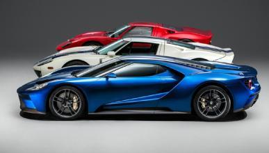 Los 5 mejores colores de Ford