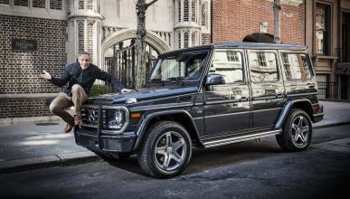 La expedición de Mike Horn en el Mercedes-Benz Clase G