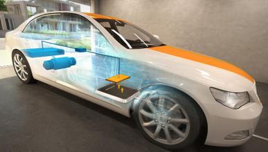 El sistema que recarga coches eléctricos sin cables