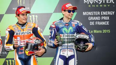 Ducati lo tiene claro: Lorenzo y Márquez son sus objetivos