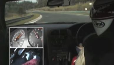 Vídeo: la mejor vuelta del Nissan Skyline R33 en Nüburgring
