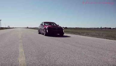 Vídeo: alucina con la aceleración brutal de este Cadillac