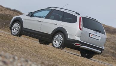 Confirmado: Ford prepara varios modelos de estética Allroad