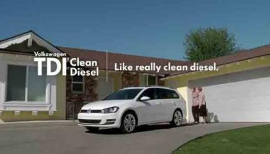 EEUU demanda a VW por engañar con su campaña diésel limpio