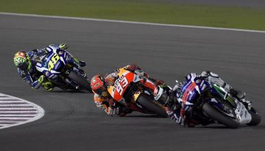 MotoGP Qatar 2016: récord de audiencia de Movistar+