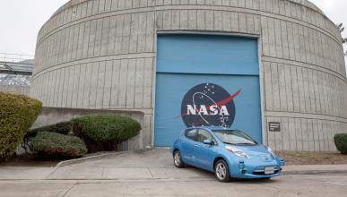 Nissan y NASA colaboración