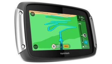Tomtom Rider: un navegador para motos más interactivo