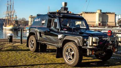 Los coches autónomos ya pueden circular por el Reino Unido