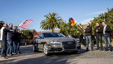 Sony Pictures quiere rodar una película de coches autónomos