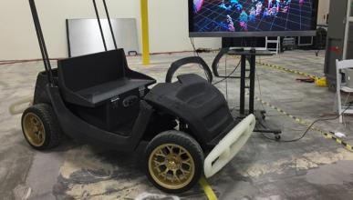 Smartcars autónomos impresos en 3D para llevar estudiantes