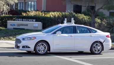 Ford inicia las pruebas con coches autónomos en California