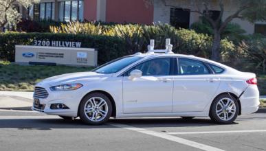 Ford podría construir el coche autónomo de Google