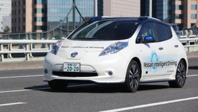 Renault-Nissan promete 10 coches autónomos para 2020