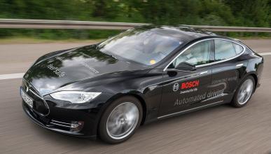 Bosch prepara su coche autónomo en las carreteras de Japón