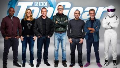 Esta es la plantilla definitiva de 'Top Gear'