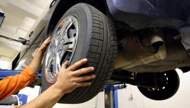 Por qué no debes usar neumáticos de segunda mano