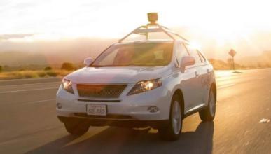 Google da explicaciones por el accidente del coche autónomo
