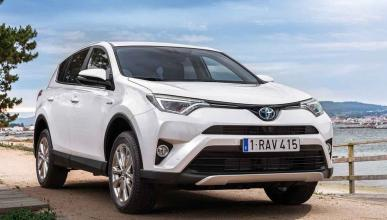 El Toyota RAV4 hybrid ya está a la venta en España