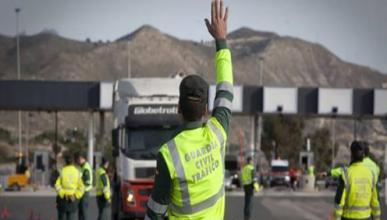 Las reivindicaciones de la Guardia Civil de Tráfico