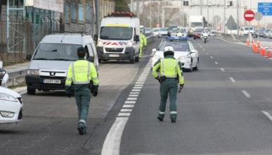 Detenido un conductor sin puntos por ir al juicio en coche