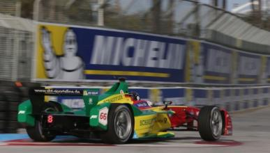 Fórmula E 2016, Long Beach: Di Grassi, nuevo líder