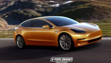 ¿Un Tesla Model 3 Coupe? No es mala idea...