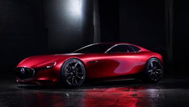 Mazda patenta el posible motor deportivo SkyActiv-R