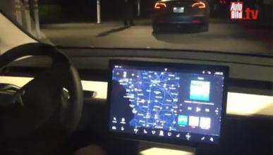 Tesla le encargará a LG la pantalla multimedia del Model 3