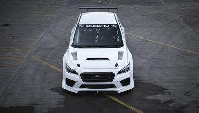 El Subaru WRX STI Prodrive acecha de nuevo la Isla de Man