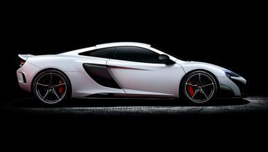 Estos son los planes de McLaren: ¡no SUV!