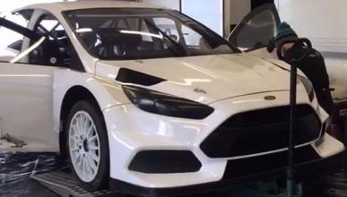Ken Block le 'saca brillo' al Focus RX RallyCross 2016