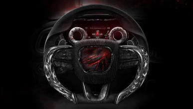 Volante Challenger Hellcat by Carlex Design