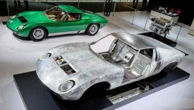 Lamborghini PoloStorico - Techno Classica 2016
