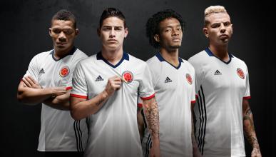 James Rodríguez y la Selección Colombiana de Fútbol
