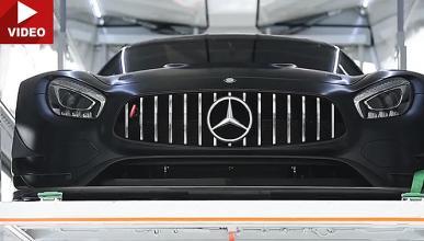 Vídeo: Mercedes-AMG GT RR, o el rugido de la bestia