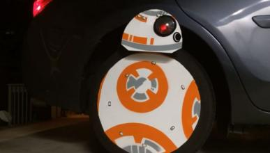 Vídeo: BB-8 (Star Wars) invade la carretera