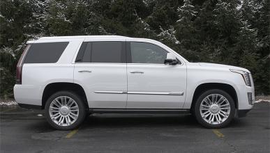 Cadillac Escalade 2016: ¿por qué no comprárselo?