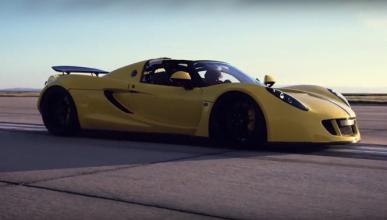 Nuevo récord de velocidad para el Hennessey Venom GT