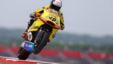 Clasificación Moto2 Austin 2016: Rins prolonga su dominio